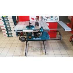 Makita MLT100C - Sega da banco 260mm con carrello.