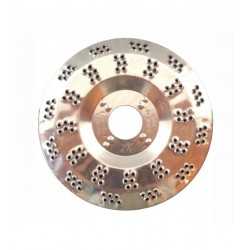 Disco per levigatura legno GRATTINO RODEX D.115