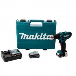 Makita HP331DSMJ Trapano Avvi. 10,8V. 2batt.da 4,0Ah+percuss
