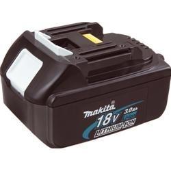 Batteria Makita Makstar 18V BL1830 3Ah Li-ION originale