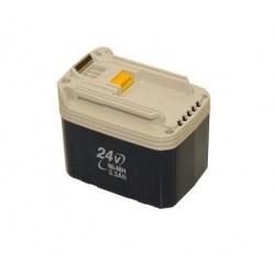 Batteria Makita Makstar 24V BH2433 Ni-MH originale
