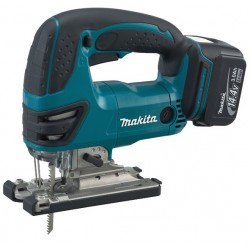 Makita BJV140RFE Seghetto alternativo batteria litio 14,4V